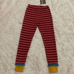 🆕 Matilda Jane BE HUMBLE Leggings 8 Girls Pants